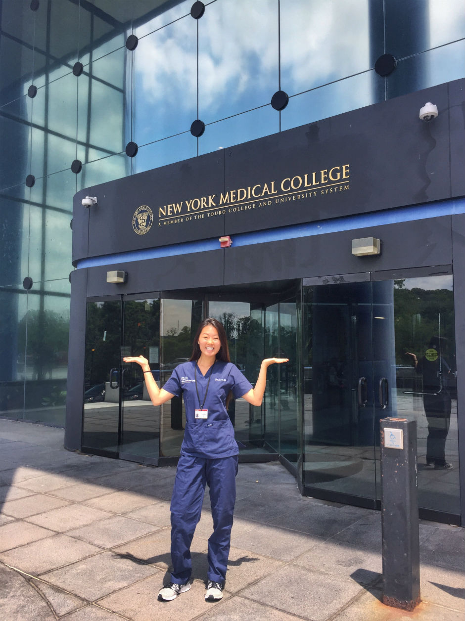 Tcdms Jessica Li Touro College Of Dental Medicine Touro College